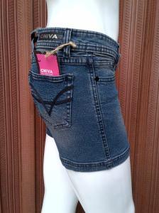 jual celana jeans pendek wanita